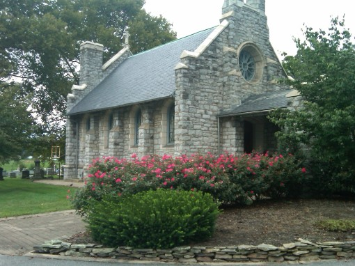 Chapel at Mt. Olivet Cemetery