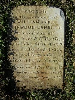 William Ezra Linwood Candler Bowlen